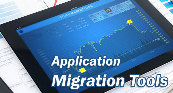 application migraion tool